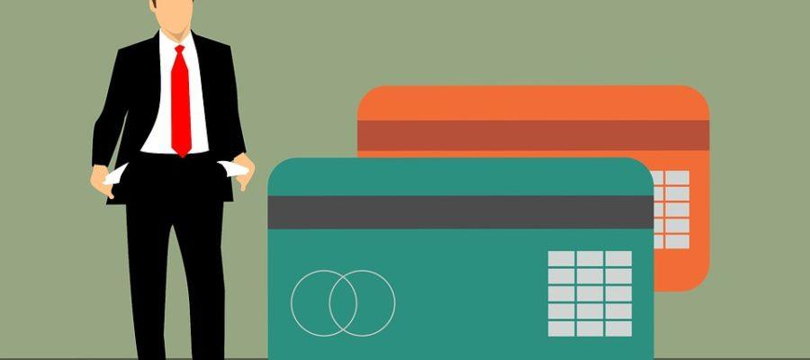Несанкционированная задолженность по кредитной карте